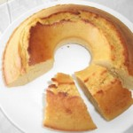 Pancake al horno en tajadas