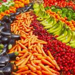 10 Frutas y verduras más Saludables con sus beneficios