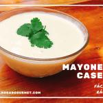 Mayonesa Casera con Licuadora